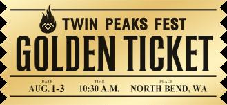 Twin Peaks Fest tickets