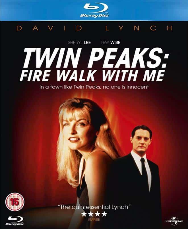 pre order twin peaks fire walk   blu ray june