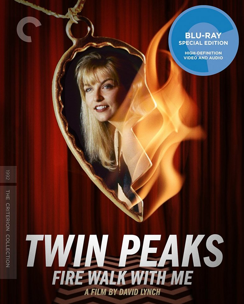 Twin Peaks: Fire Walk with Me on Criterion (Blu-ray & DVD)