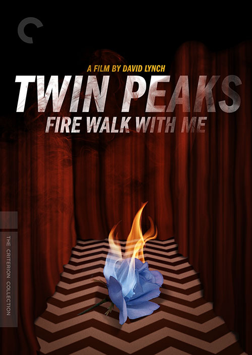 Blue rose - Twin Peaks: Fire Walk with Me (Criterion cover)