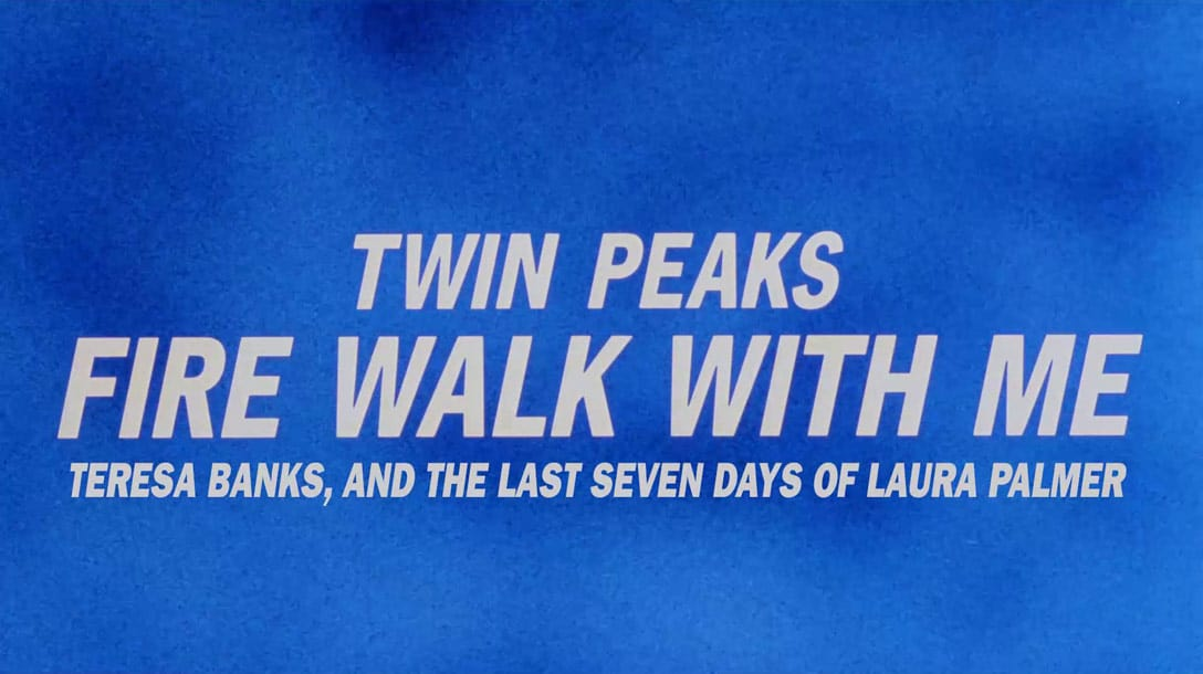 3 5 Hour Fan Edit Puts The Missing Pieces Back Into Twin Peaks: Fire
