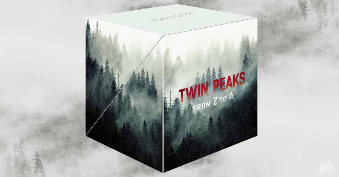 Twin Peaks: From Z To A Boxset