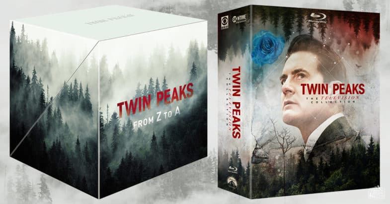 Twin Peaks From Z To A + Twin Peaks: The Television Collection