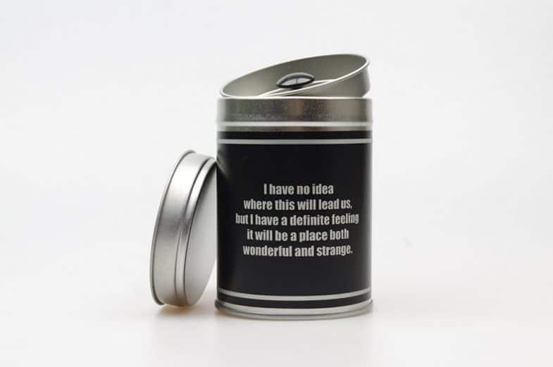 Twin Peaks Gift Box/Tin by Boxartig