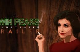 Coming soon: Twin Peaks Illustrated by Martin Woutisseth