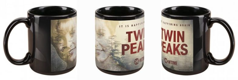 Official Laura Palmer Twin Peaks mug