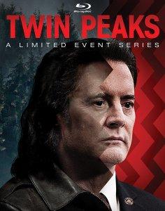 Twin Peaks 2017 blu-ray