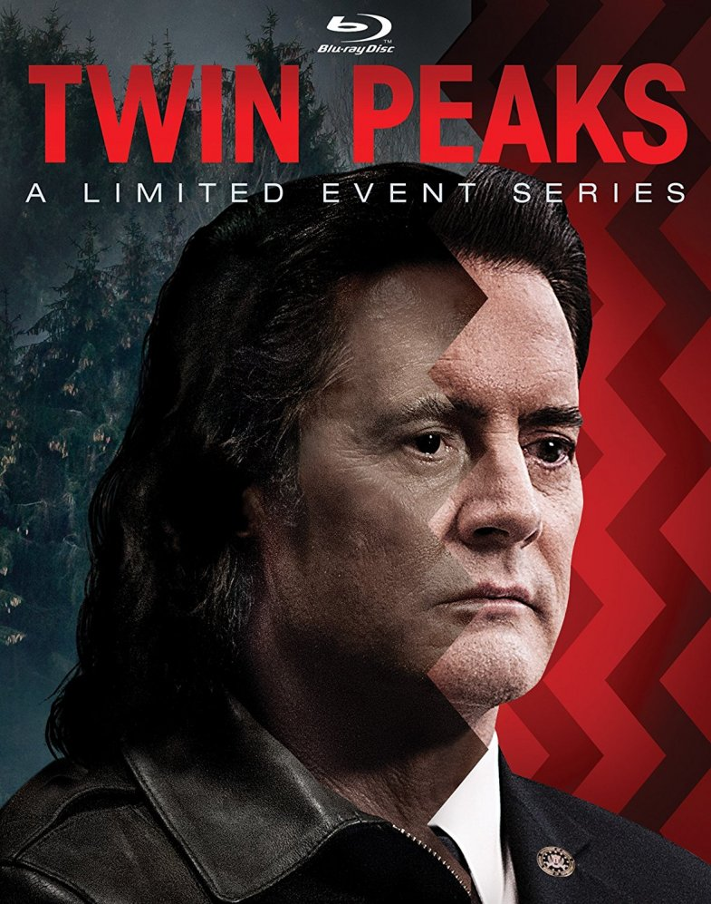 Twin Peaks (Showtime/Season 3) Blu-ray & DVD cover