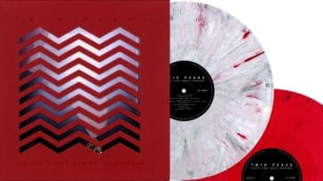 Twin Peaks: Limited Event Series Soundtrack on Death Waltz Recording Co (May 2019)