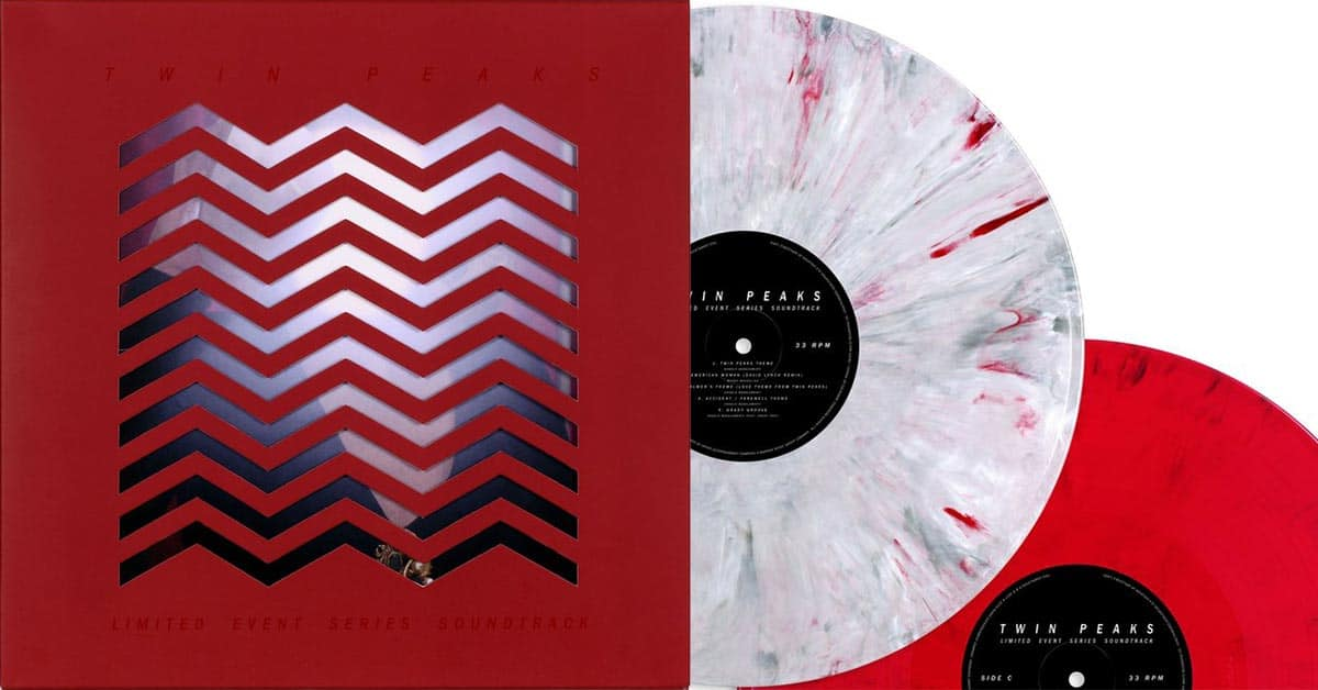 Death Waltz Continues Twin Peaks Soundtrack Releases With