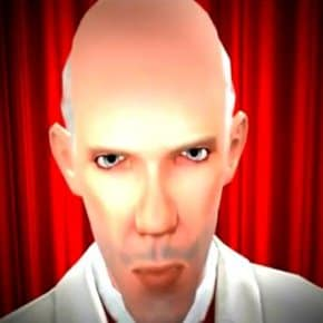 Twin Peaks The Sims: The Giant