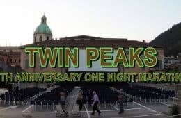 Twin Peaks Marathon Time-lapse