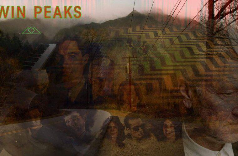 Twin Peaks score by David Locke