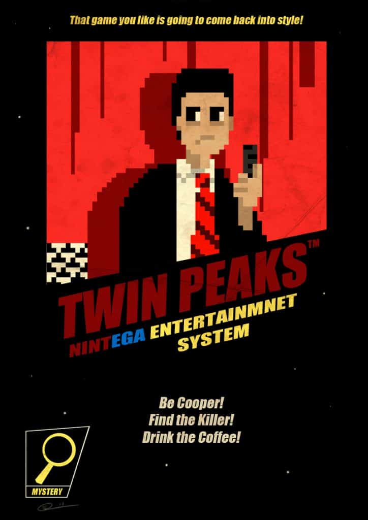 Twin Peaks Nintendo/Sega