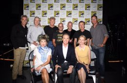Twin Peaks at SDCC 2017