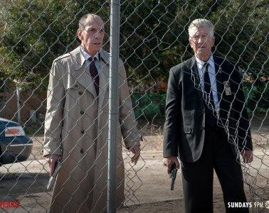 Twin Peaks Part 11 - Albert Rosenfield & Gordon Cole