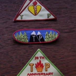 Twin Peaks merit patches