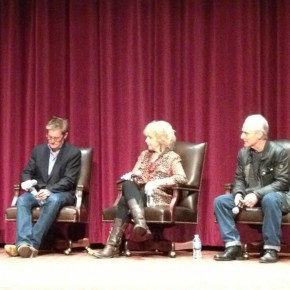 Twin Peaks Series Retrospective Q&A: Kyle MacLachlan, Julee Cruise & David Patrick Kelly (Video)