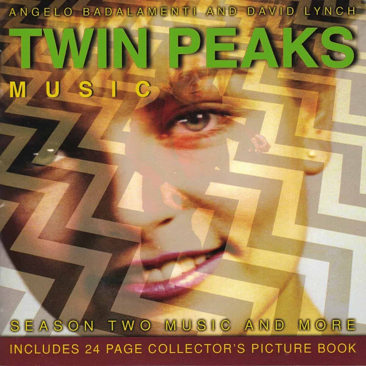 Download The Tweinc Season: Twin Peaks Season Two Music And More