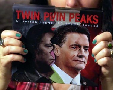 Twin Peaks 2017 unboxing video