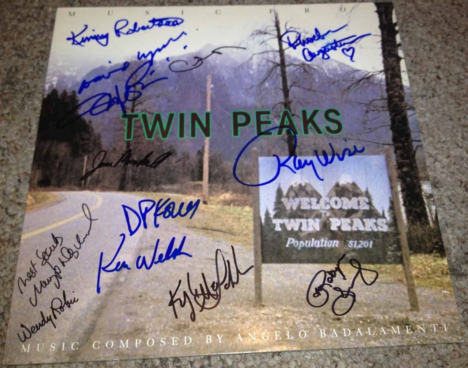 Want Something Signed By David Lynch