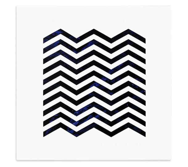 Twin Peaks soundtrack on vinyl, reissued by Death Waltz Recording Company