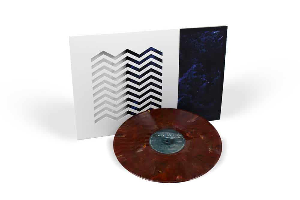 Twin Peaks Original Score By Angelo Badalamenti Vinyl
