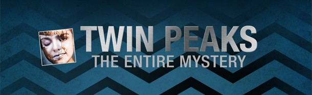 Twin Peaks The Entire Mystery Blu-ray 2014