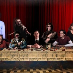 The Last Supper In Twin Peaks