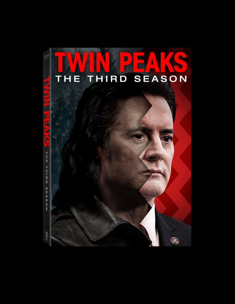 Twin Peaks: Season 3 on DVD and Blu-ray
