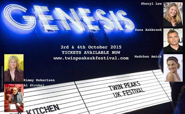 Twin Peaks UK Festival 2015