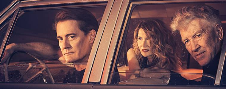 Twin Peaks Variety: David Lynch, Laura Dern, Kyle MacLachlan