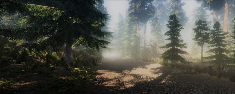 Twin Peaks Virtual Reality VR Ghostwood