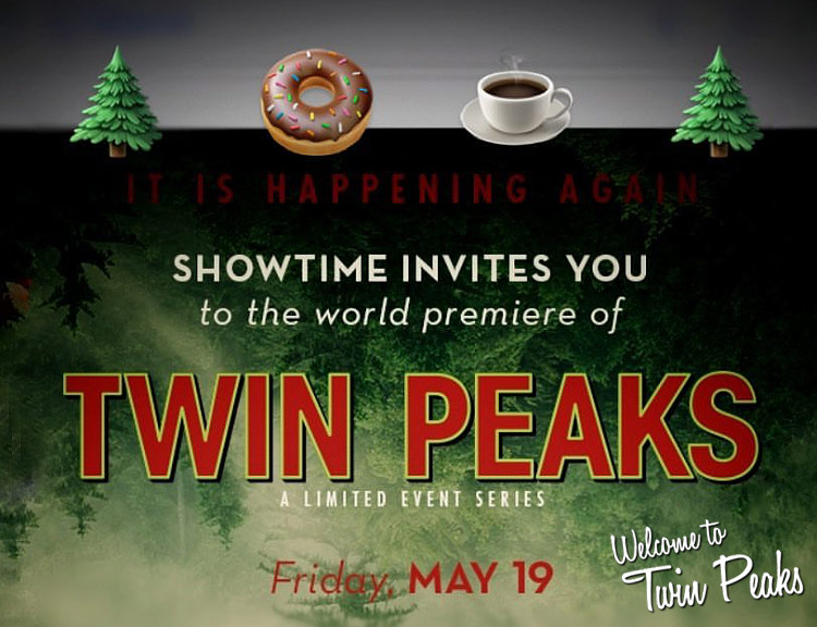 Twin Peaks World Premiere