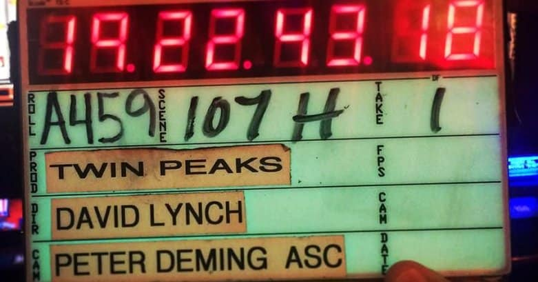 Twin Peaks - David Lynch - Peter Deming ASC