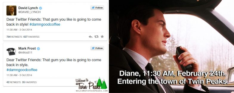 Twin Peaks tweets: 11:30 AM