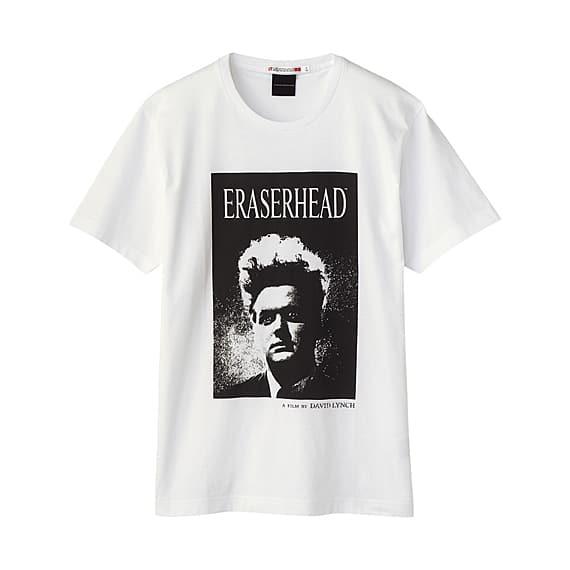 David Lynch X Uniqlo: Eraserhead