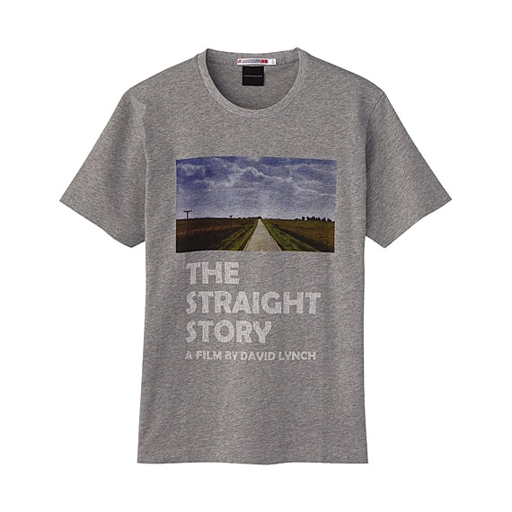 David Lynch X Uniqlo: The Straight Story