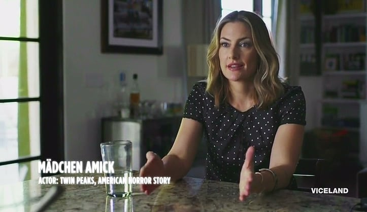 Mädchen Amick in Vice Guide to Film: David Lynch