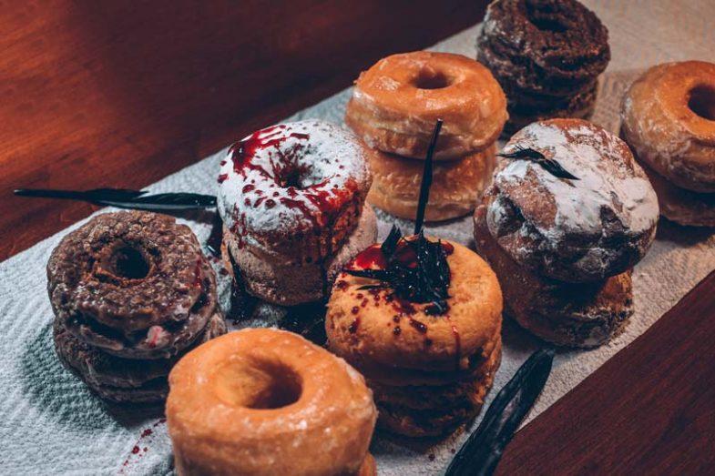 Waldo's doughnuts