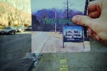 Welcome to Twin Peaks, Carroll Gardens, Brooklyn, NY