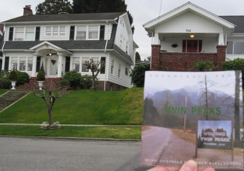 Welcome to Everett, WA, USA by Melissa Jilk