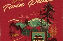 Welcome to Twin Peaks matchbook