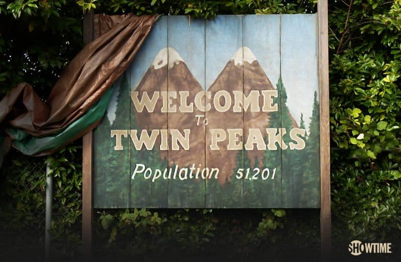 Welcome to Twin Peaks sign 2017: Full cast revealed
