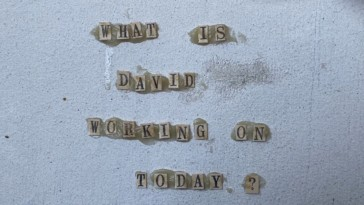 What Is David Lynch Working On Today?