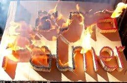 Who killed Laura Palmer (burning matches)