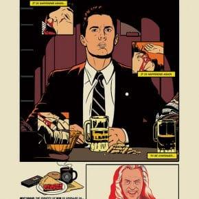 Who Killed Laura Palmer - Matthew Skiff
