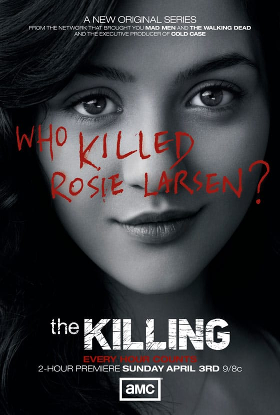 The Killing: Who Killed Rosie Larsen?