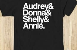 Windom Earle's queens: Audrey, Donna, Shelly and Annie