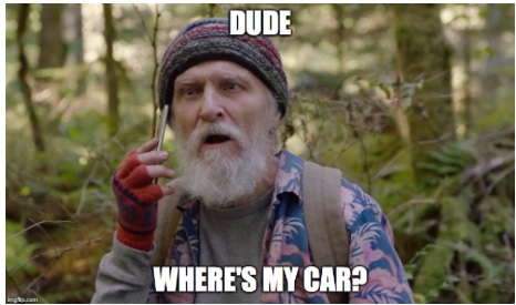 1497844759 jerry meme jerry better get out of the woods by sundown ! twin peaks part 7